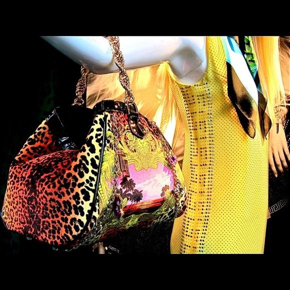 5e54ada93f3d Versace for H M handbag (limited edition)